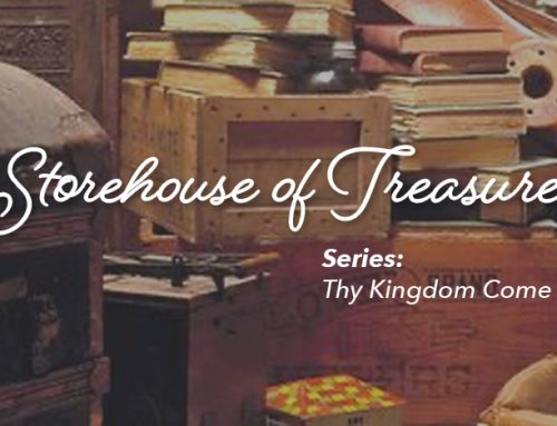 Storehouse of Treasures