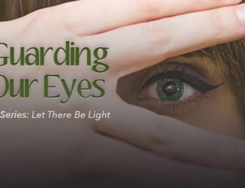 Guarding Our Eyes